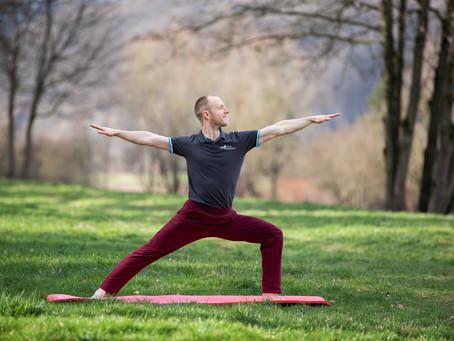 Hatha-Yoga- Meditation in Bewegung