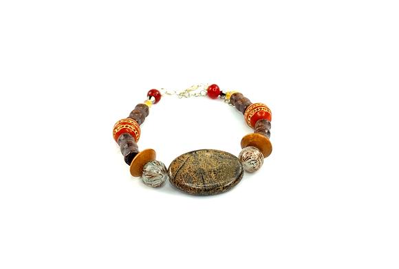 Nations of Nations boho bracelet