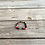 Thumbnail: Dark wavy bronze oh mighty boho style bracelet
