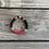 Thumbnail: Hot cherry bomb side cream cannon fashion style bracelet