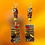 Thumbnail: New Rope Style Boho Denim Fashion Earrings