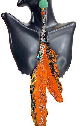 Bohemian Up Down Flavored Earrings