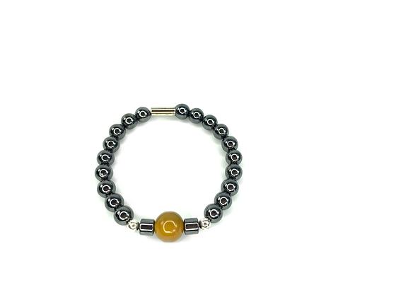 Olive magnetic cool wrist ready boho trendy bracelet
