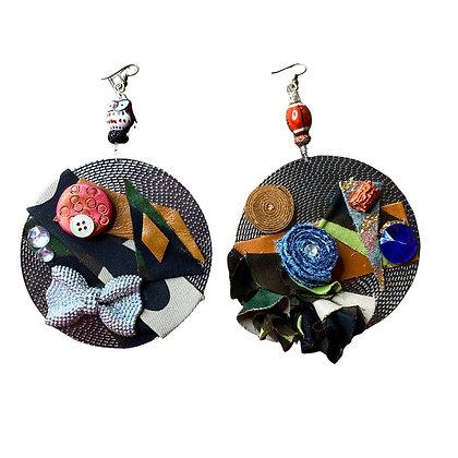Art Any Time Boho Dangle Earrings