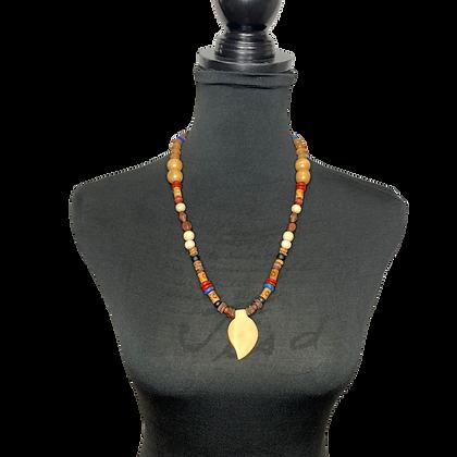 Beaded Journey Necklace