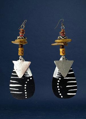 Chase Tribal Vibe Earrings
