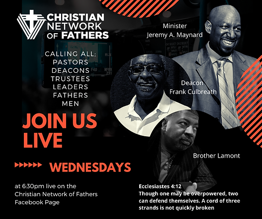 Christian Network of Fathers Facebook Po