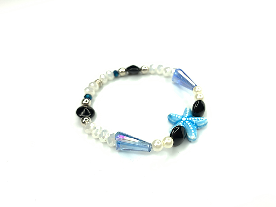 Star fish water falls bracelet