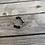 Thumbnail: Speckled me black trend stone n glass bracelet