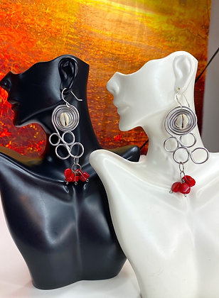 Amazing Gemstone Earrings