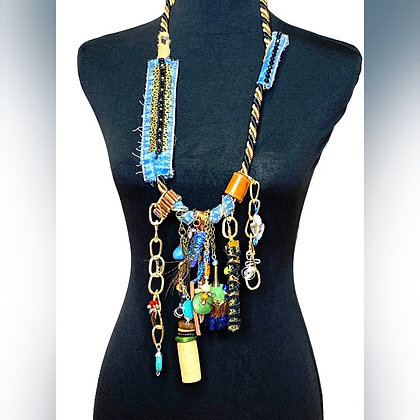 Charming Charms Boho Necklace