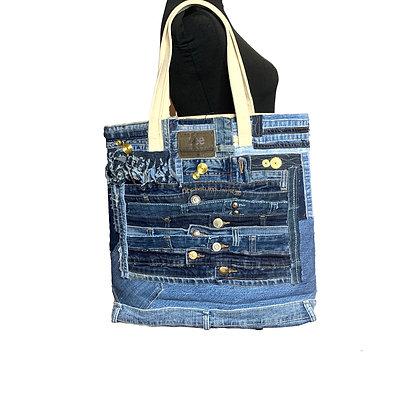 Denim Diva Side Kick XL Bag