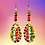 Thumbnail: Summer Day Fruity Fashion Dangle Style Earrings