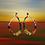 Thumbnail: Cross Over Tribal Earrings