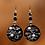 Thumbnail: Lady Fashion Chic Slip On Dangle Wood Earrings