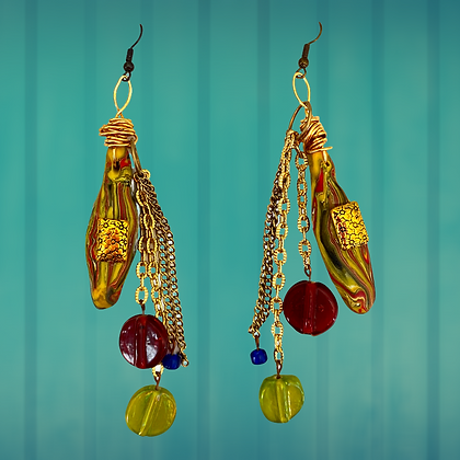 Poly Catch Me Now Earrings
