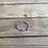 Thumbnail: Passion around purple polymer beaded fashion style bracelet