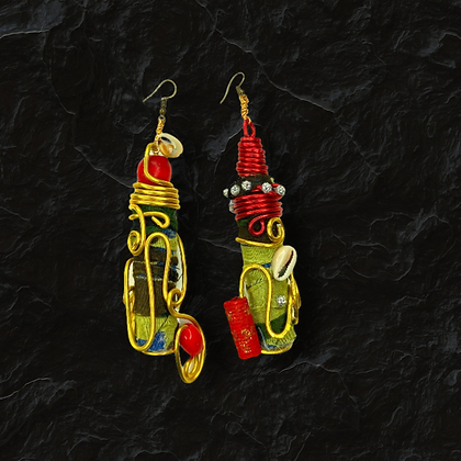 It's The Style For Me Boho Earrings