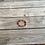Thumbnail: Polymer hot trot beaded boho style bracelet