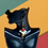 Thumbnail: Triple Beaded Fashion Layered Earrings