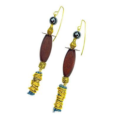 Gold Rush Earrings