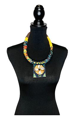 Chic Shelled Boho Necklace