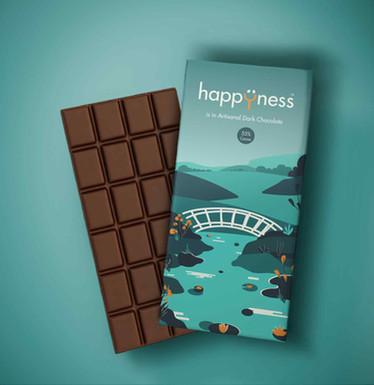 Dark Chocolate 55% Cocoa