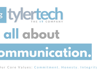 TylerTech is All About Communication