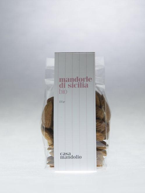 Mandorle di Sicilia Sgusciate | Bio 100 gr