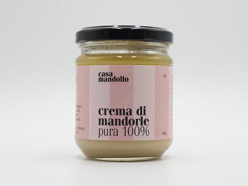 Crema di Mandorle Pura 100%