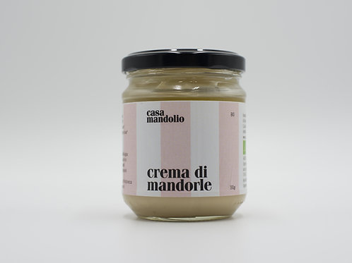 Crema di Mandorle 190 gr