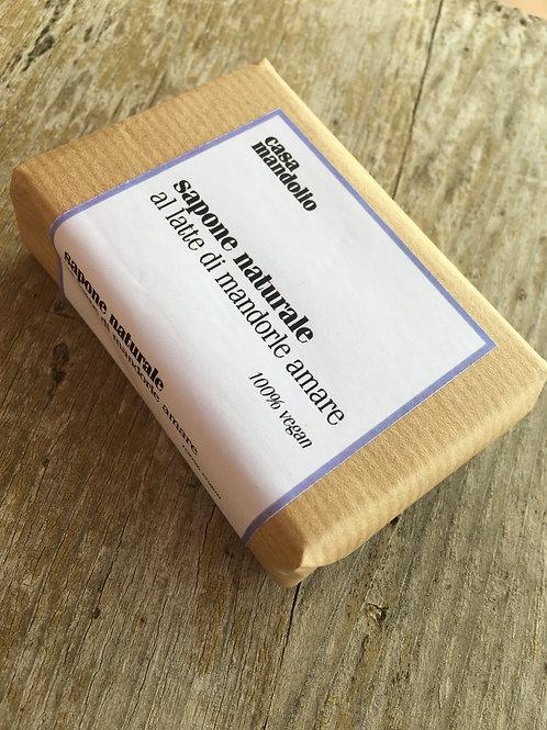 Sapone al Latte di Mandorle Amare - 80 gr