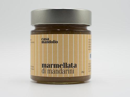 Marmellata di Mandarini 280 gr