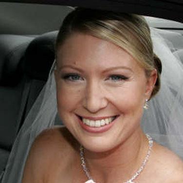 Lauren's Wedding Makeup