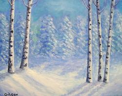 Birch Trees  $175.00