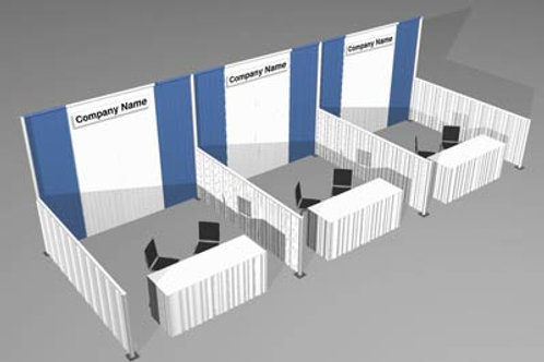 Indoor Booth 10 x 10