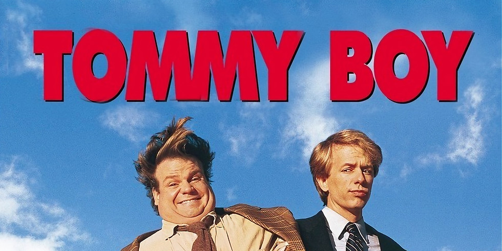 Clark County Citizens Auxiliary Presents: TOMMY BOY