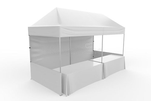 Indoor Booth 10 x 20