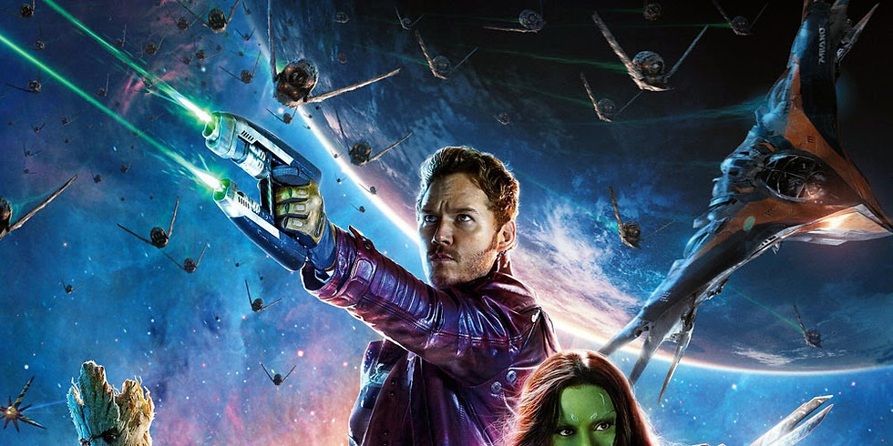 Clark County Citizens Auxiliary Presents: Guardian of the Galaxy
