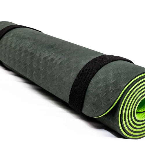 Maple Fit Green Yoga mat