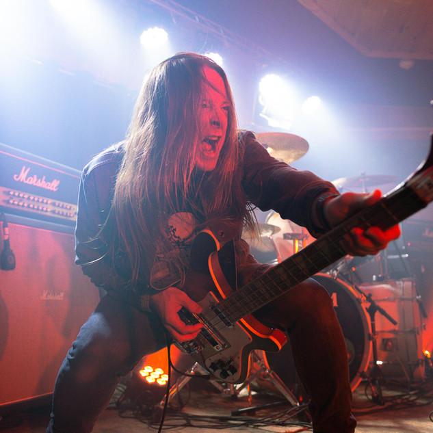 Metallica cover band