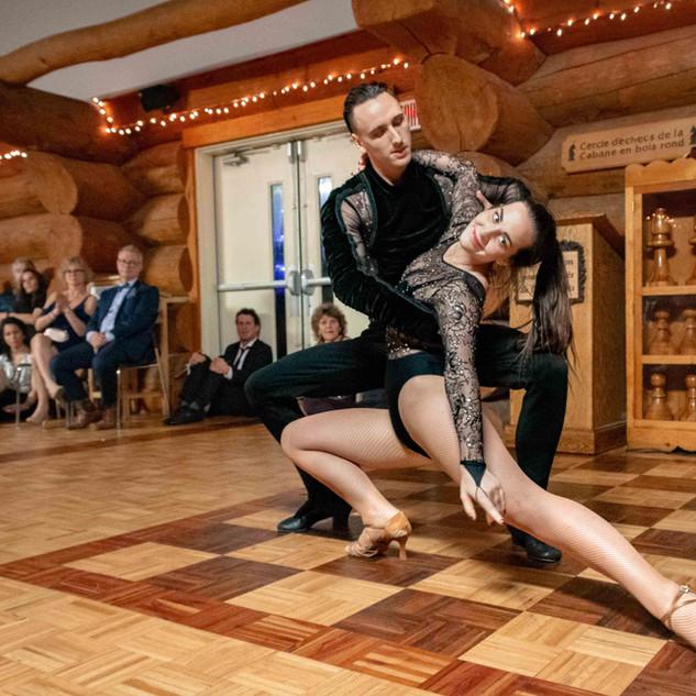 Salsa Dance contest