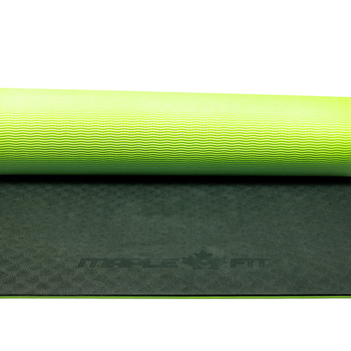 Green Maple fit mat for Yoga