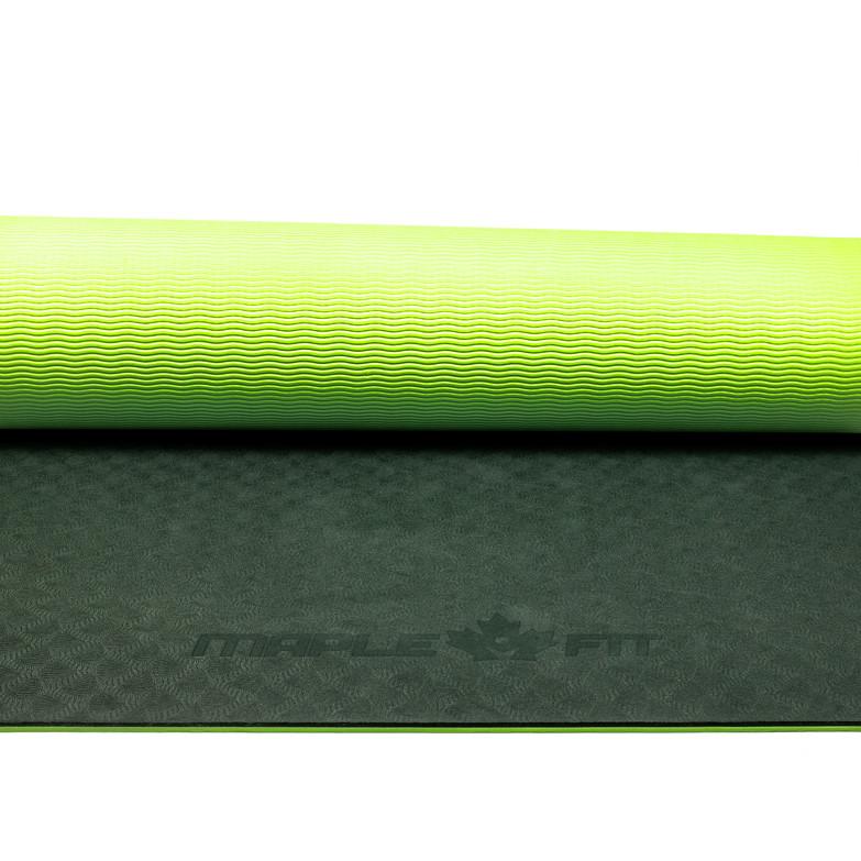 Tapis de Yoga Maple fit vert