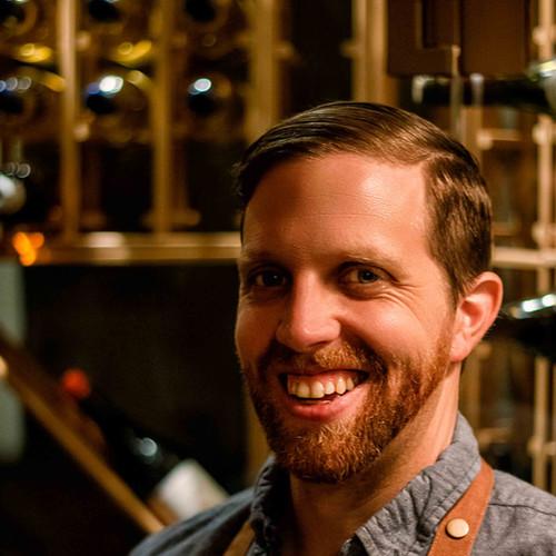 "Kris Kshonze at ""Soif Bar à vin"""