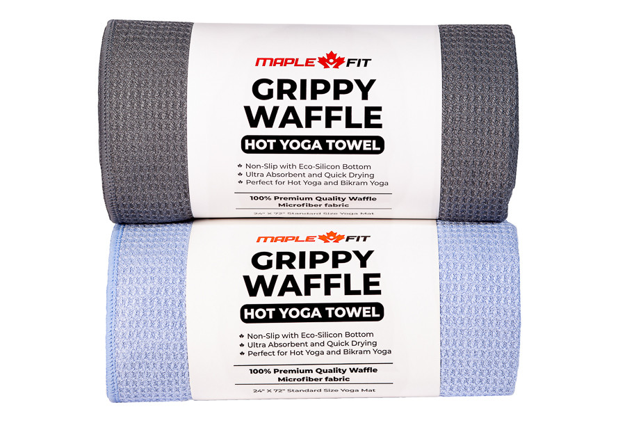 Maple Fit towel grippy Waffle