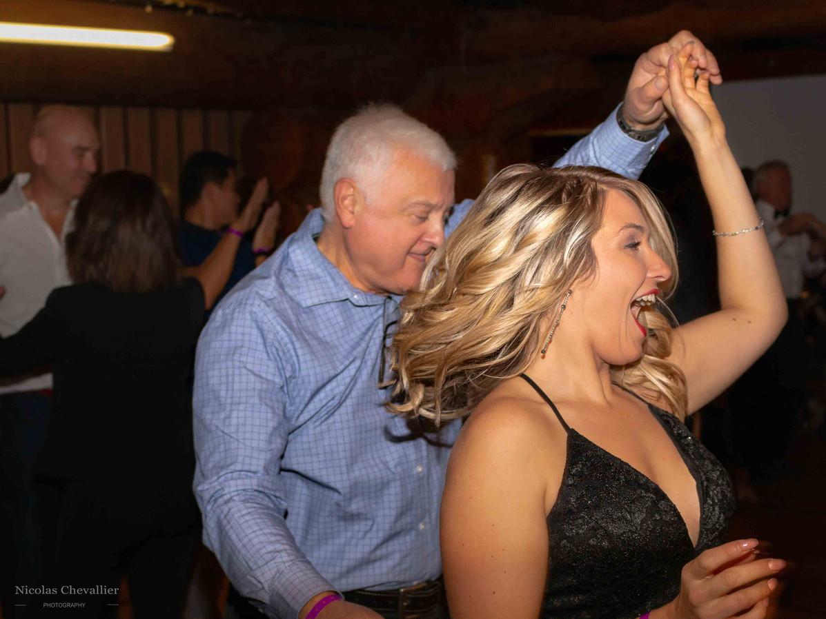 Danser toute ma vie