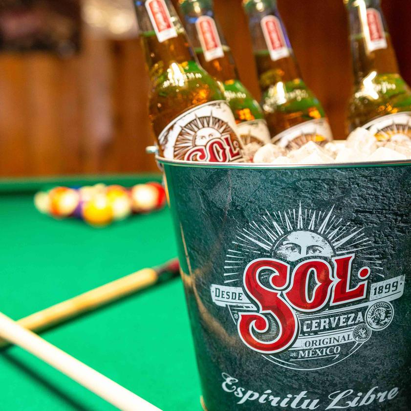 Sol Bucket Pool