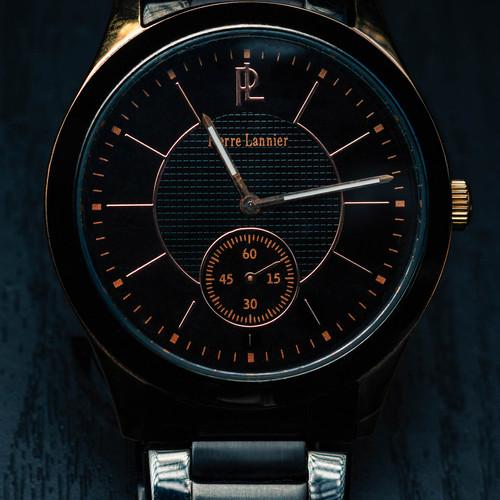 Pierre Lannier Watch