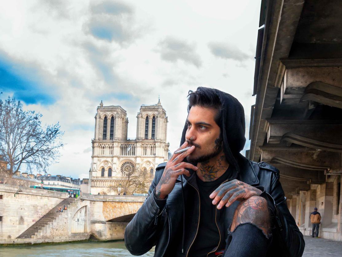 Fumer à Paris